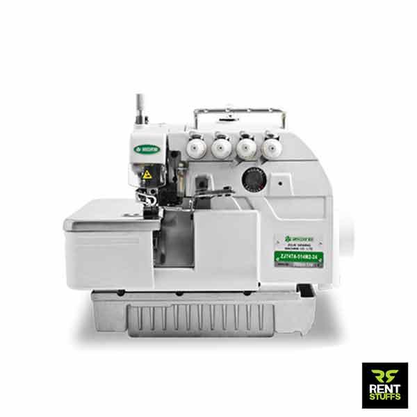 Overlock Sewing Machine for rent in Sri Lanka
