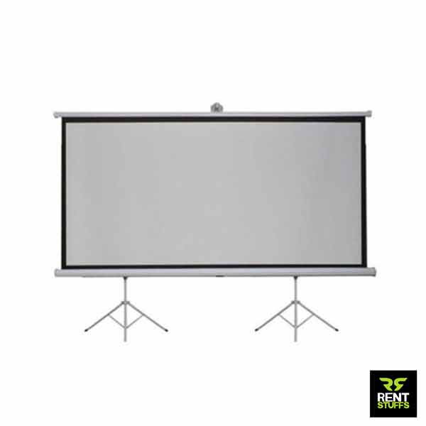 Projector Screens for rent in Sri Lanka