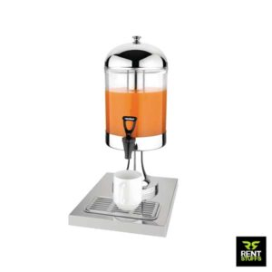 Single Juice Dispensers for Rent -Iced