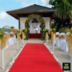 Red Carpet Rent for Wedding events in Sri Lanka