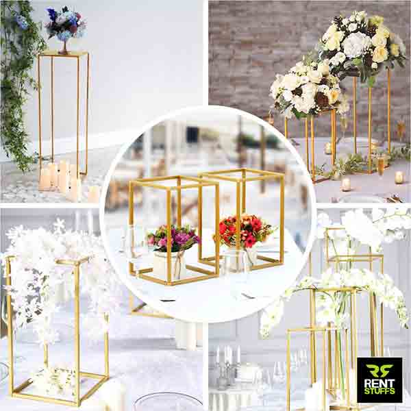 Flower Stand for rent in Colombo