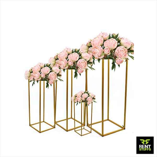 Flower Stands for rent in Colombo Sri Lanka