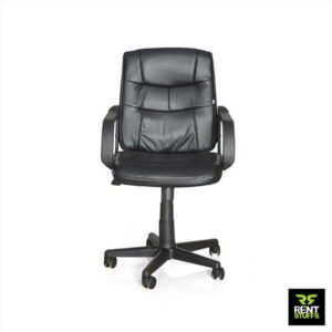 Rent Stuffs offers High Back Office Chair for Rent in Colombo in Sri Lanka