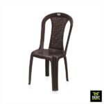 Rent Stuffs offers Brown Plastic Chair for Rent in Colombo in Sri Lanka
