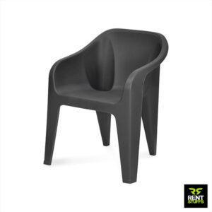Premium Plastic Chair for Rent