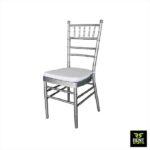Silver Tiffany Chairs for rent in Sri Lanka